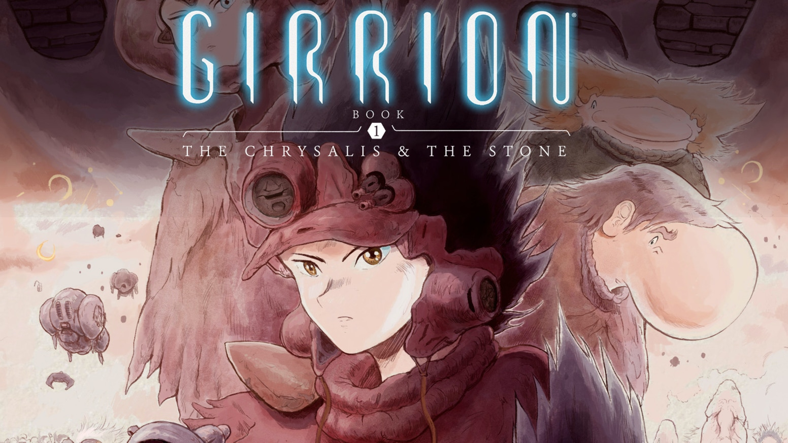 A Sci-fi Fantasy Graphic Novel