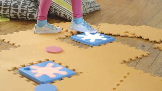 Unruly Splats: Active STEM Play