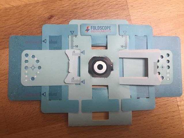 Foldscope - The Origami Paper Microscope by Foldscope ...