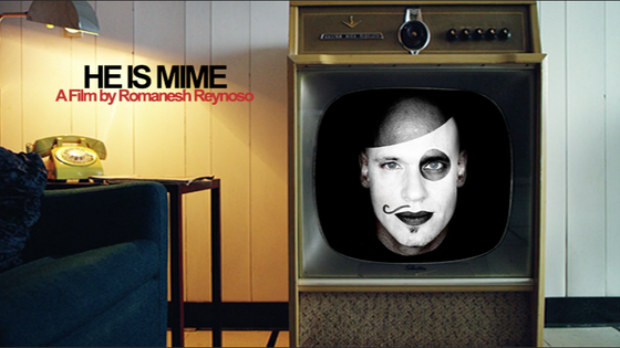 HE IS MIME