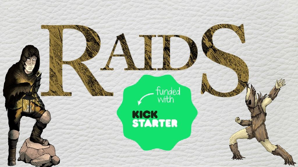 Raids: The storytelling RPG project video thumbnail