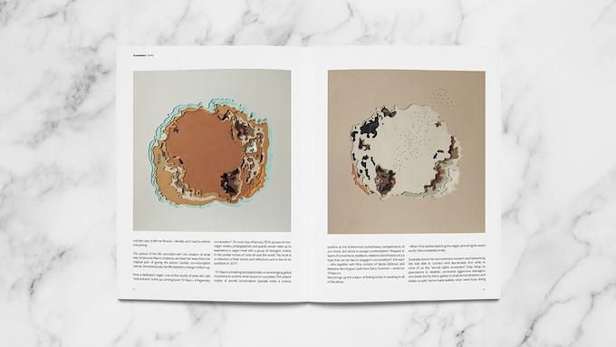 Interview with designer Nina Børke, written by Elisabeth Rognved