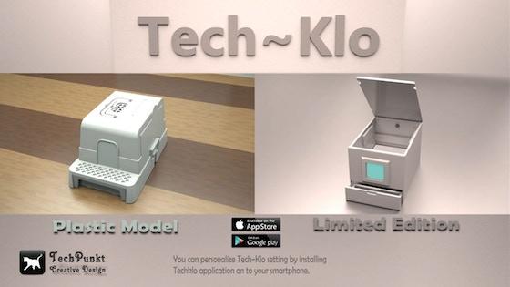 TechKlo Self Clean Litter Box - The Best of World