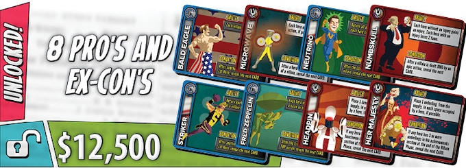 Heroes Wanted: Elements of Danger by Indie Boards and Cards
