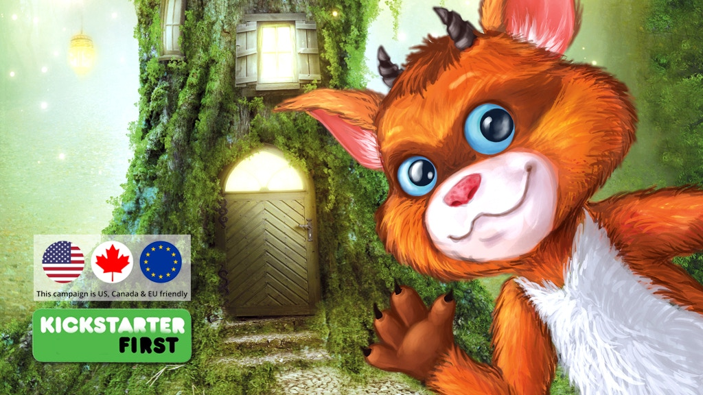 GameTale: First of Its Kind Gamebook for Little Children