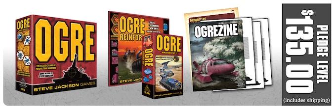 magazine games ogrezine the ogre magazine by steve jackson games kickstarter