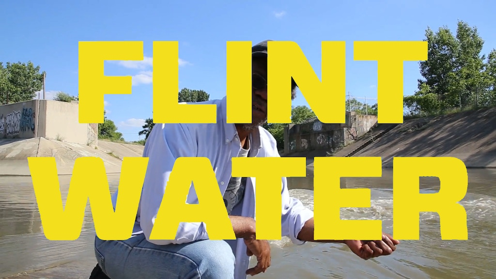 Pope.L: Flint Water at What Pipeline project video thumbnail