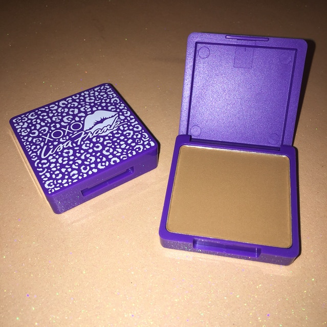 Get ready to growl to your NEW travel-sized Lisa Frank x Glamour Dolls  Bitten   Bronzed Matte Bronzer!!! a3a1e8620