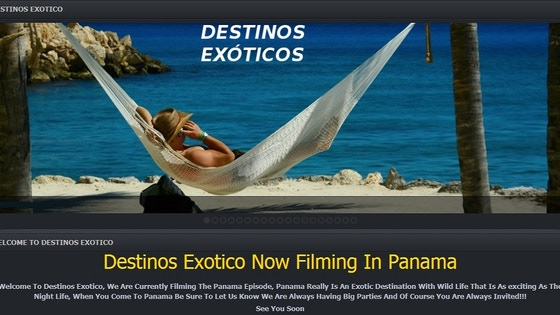 Exotic Destinations Travel Series