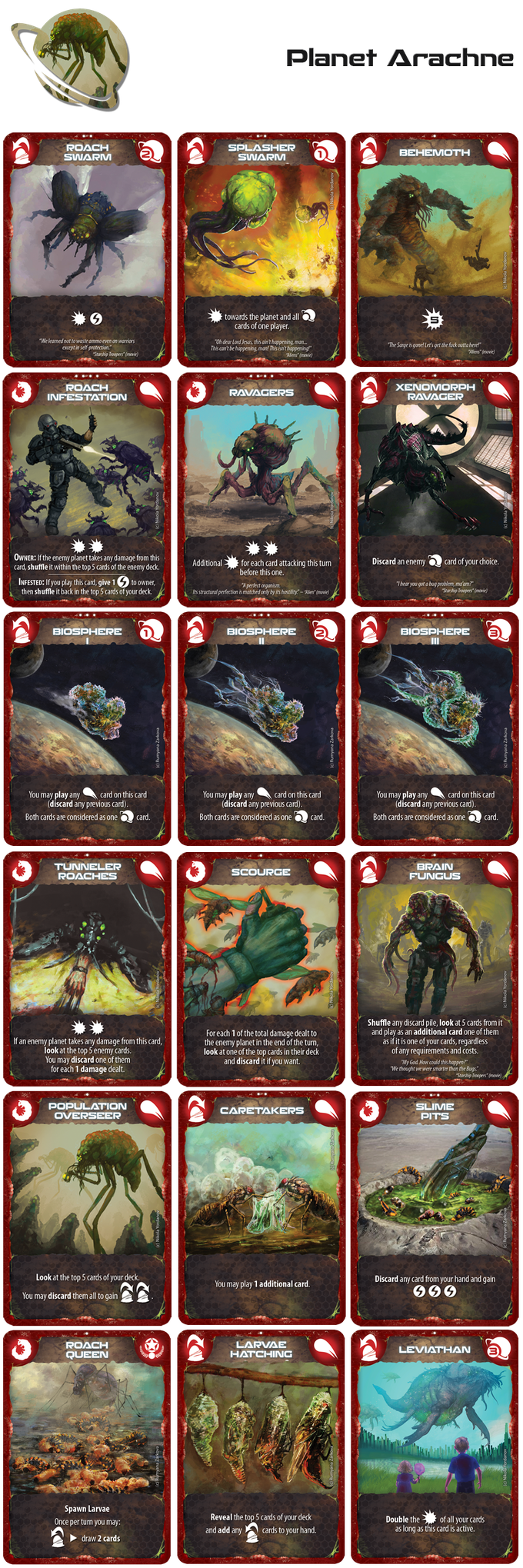 See the previously unreleased Caretakers card!