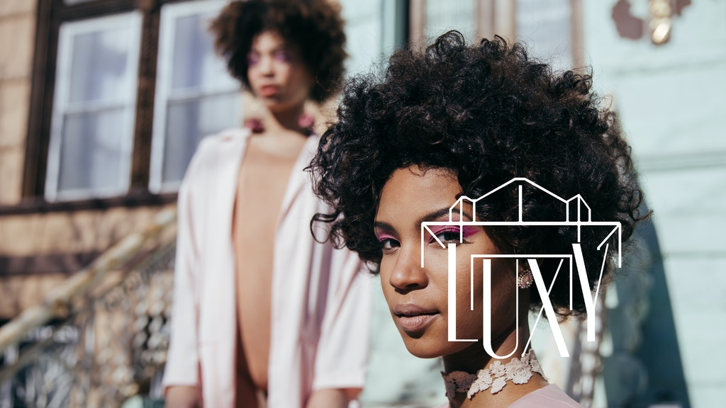 Luxy Haus - The revolution of a fashion editorial zine project video thumbnail