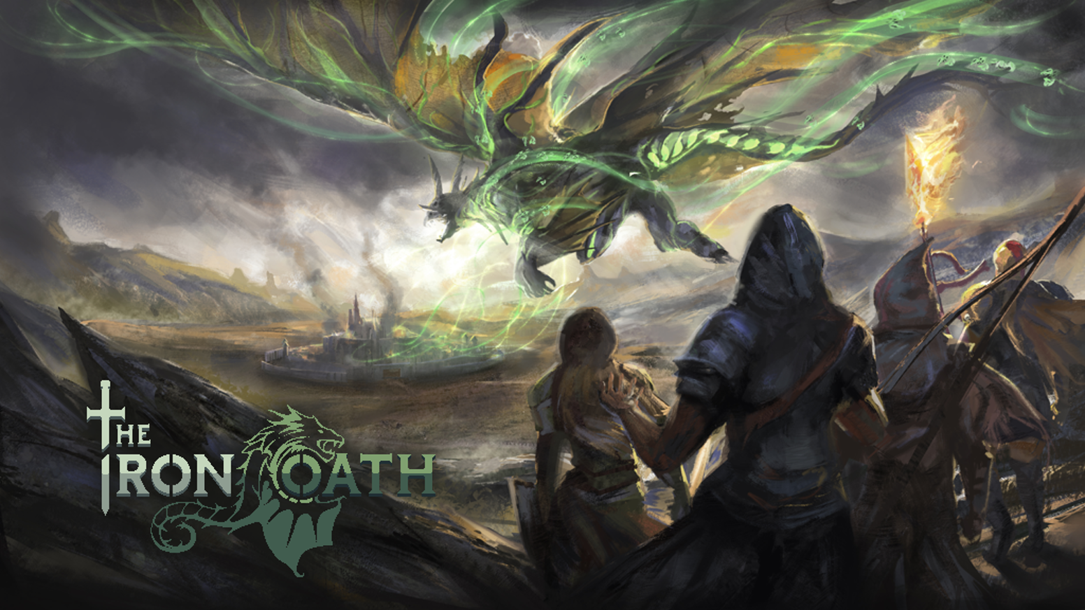 The Iron Oath: Dark Turn-based Tactical RPG by Curious Panda