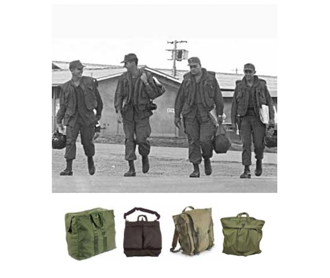 Vintage Pilot Bags