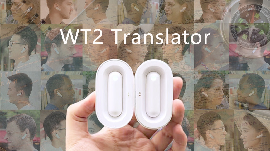 WT2 Real-time Earphone Translator project video thumbnail