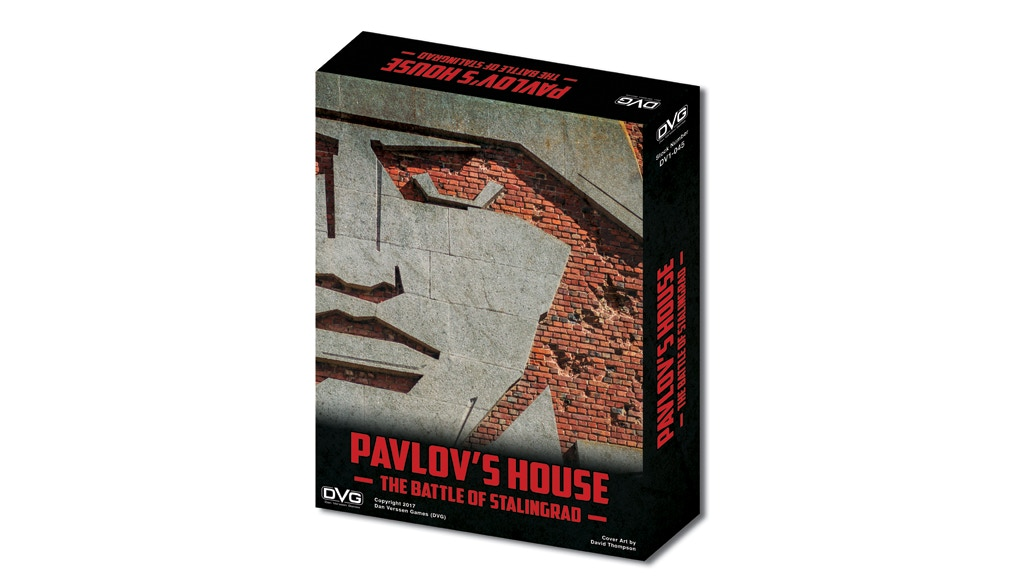 Pavlov's House - The Battle For Stalingrad project video thumbnail