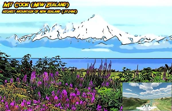 Mt Cook (New Zealand)