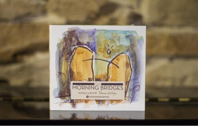 Digipack CD cover