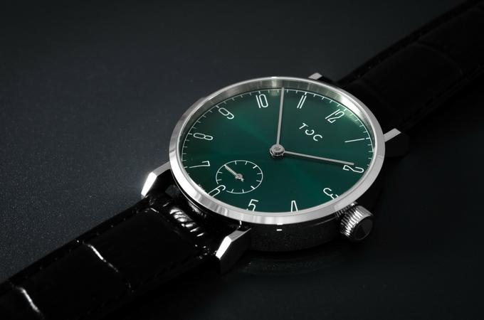 Toc19: Emerald Green