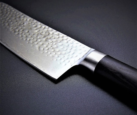 Nagasaki Hammered Knife with Improved Features