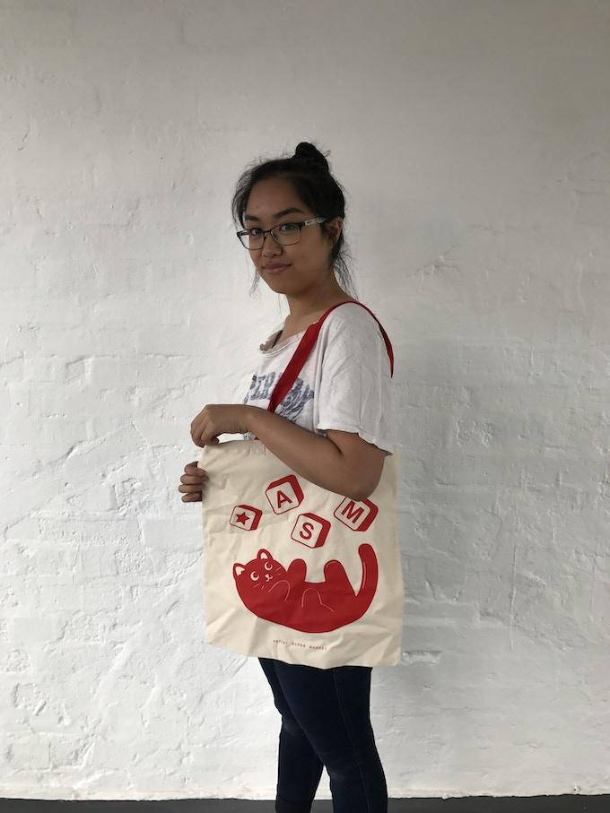 Artist Super Market Tote Bag £15