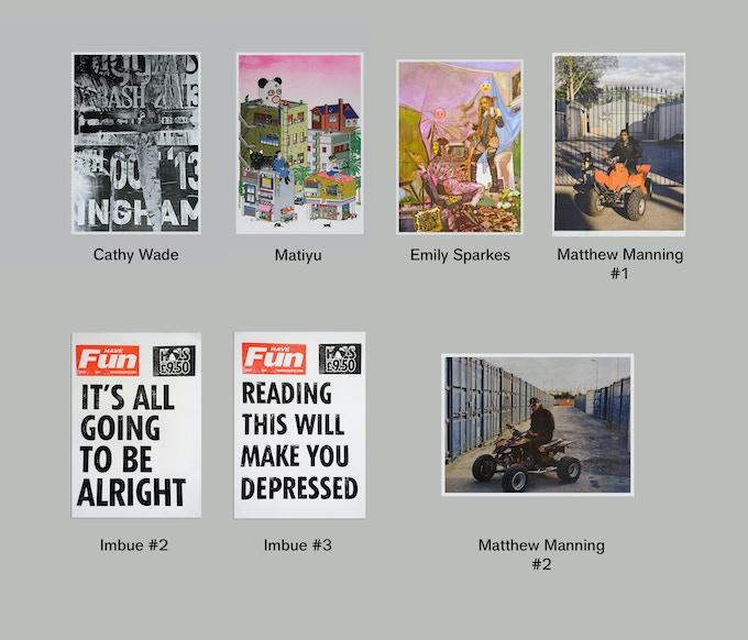 A3 Risograph prints  - £25 each