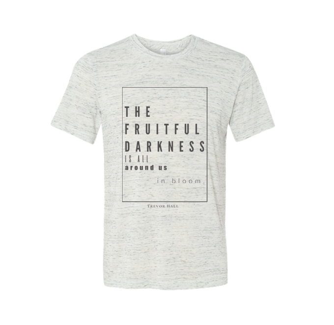 The Fruitful Darkness: THE T-SHIRT