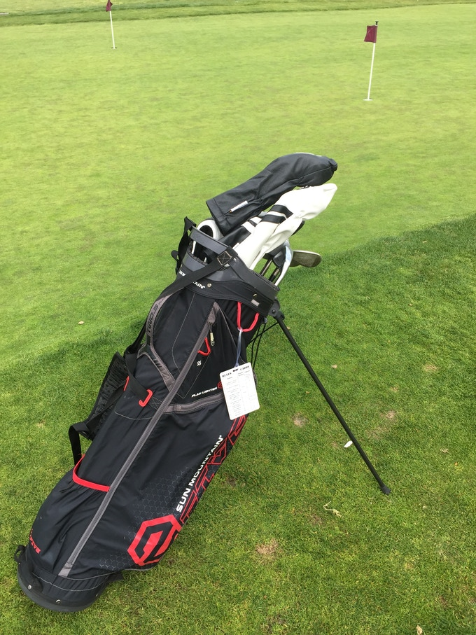 The Rules Caddy   simplifying the game of golf by Austin