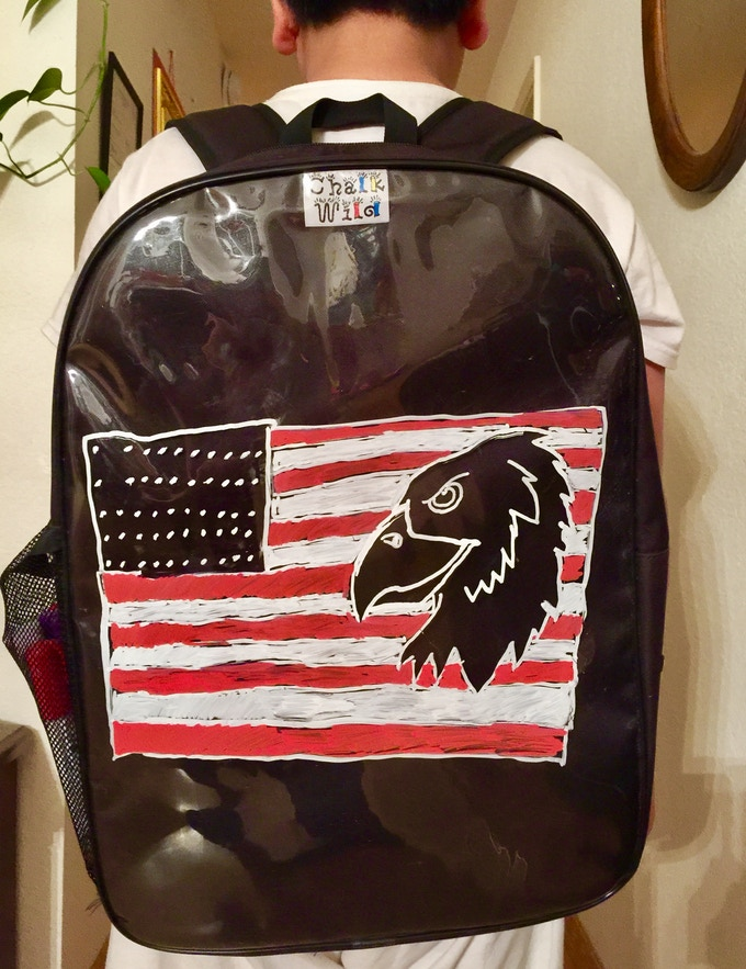 Feel like showing the patriotic YOU?