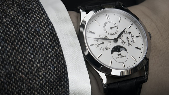 Karl-Leimon Classic Watch Collection