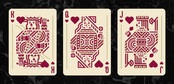 The Heart Court Cards