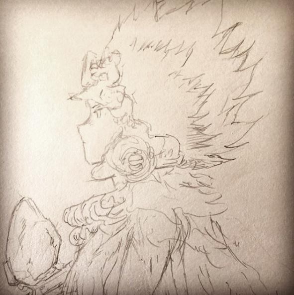 Sample Character Sketch