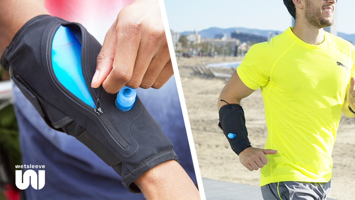 Forget about carrying bottles! Effortlessly hydrate on the go with the world's most innovative hands-free hydration system