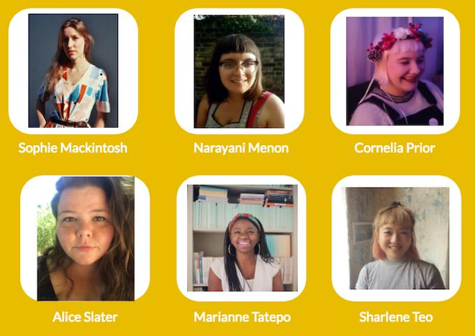 Authors so far