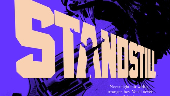 The Standstill Issue #2 of a Horror/Sci-Fi Comic Book Series