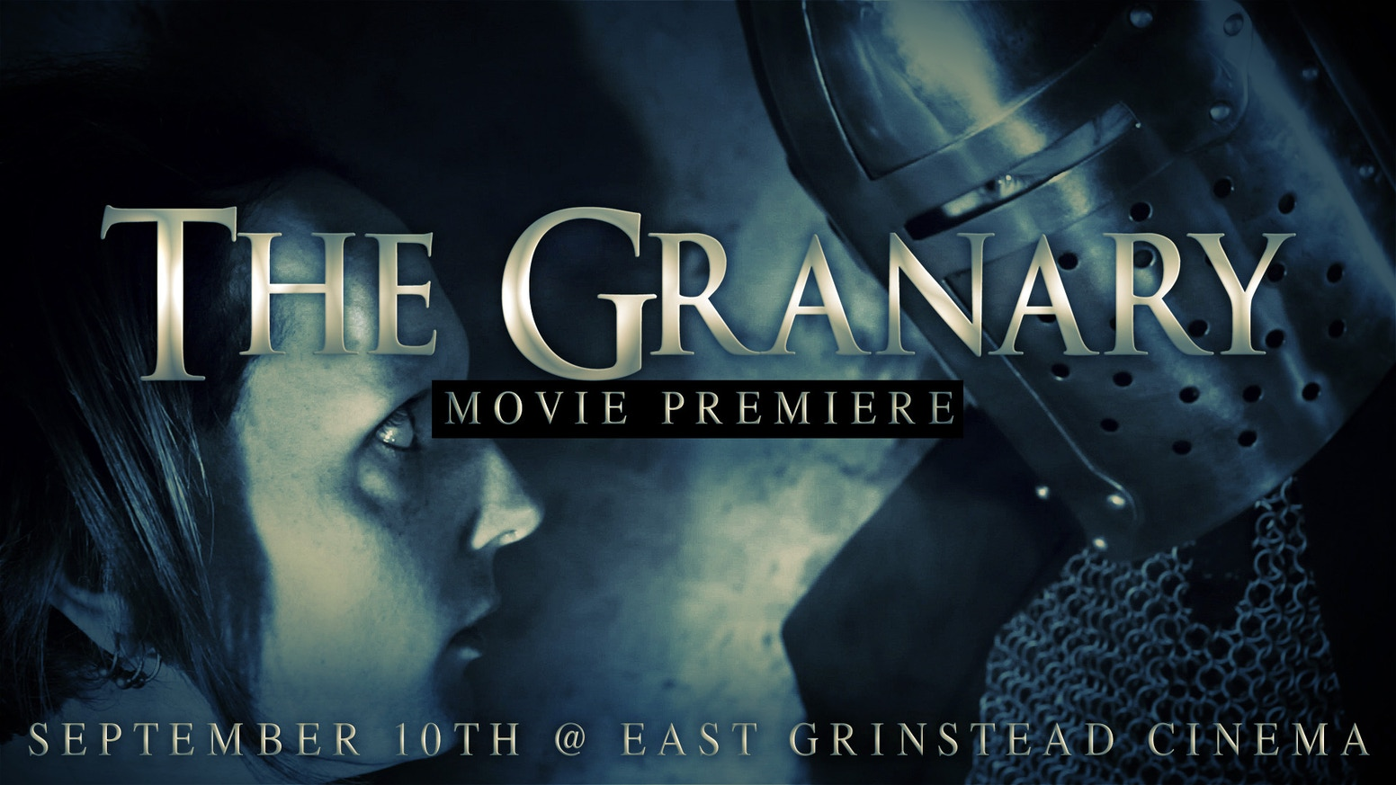 The Granary East Grinstead Movie Premiere By Eveshka Ghost