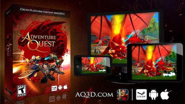 AdventureQuest 3D by Artix Entertainment, LLC — Kickstarter