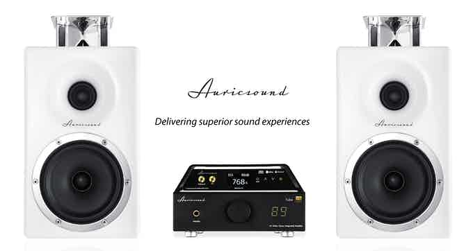 AuricSound M5 Monitor Speakers coming soon