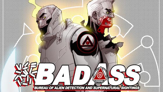 Bureau of Alien Detection & Supernatural Sightings #1