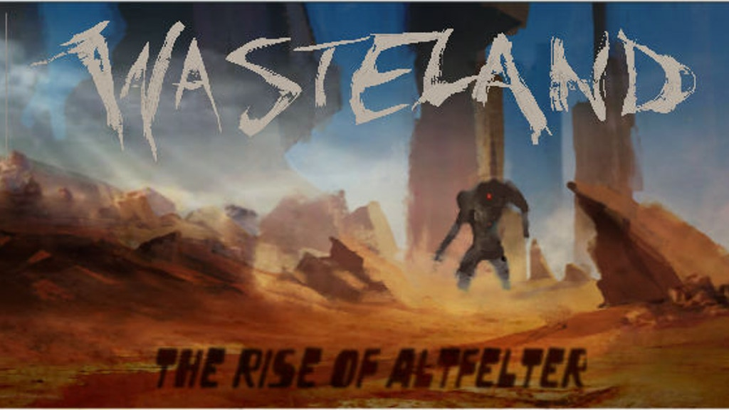 Project image for Wasteland: The Rise of Altfelter