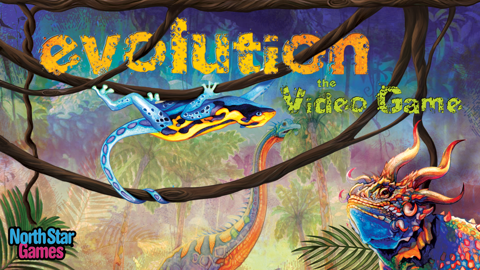 Can you adapt to the changing environment or will your species go extinct? The award-winning Evolution is coming to PC, Mac and mobile.
