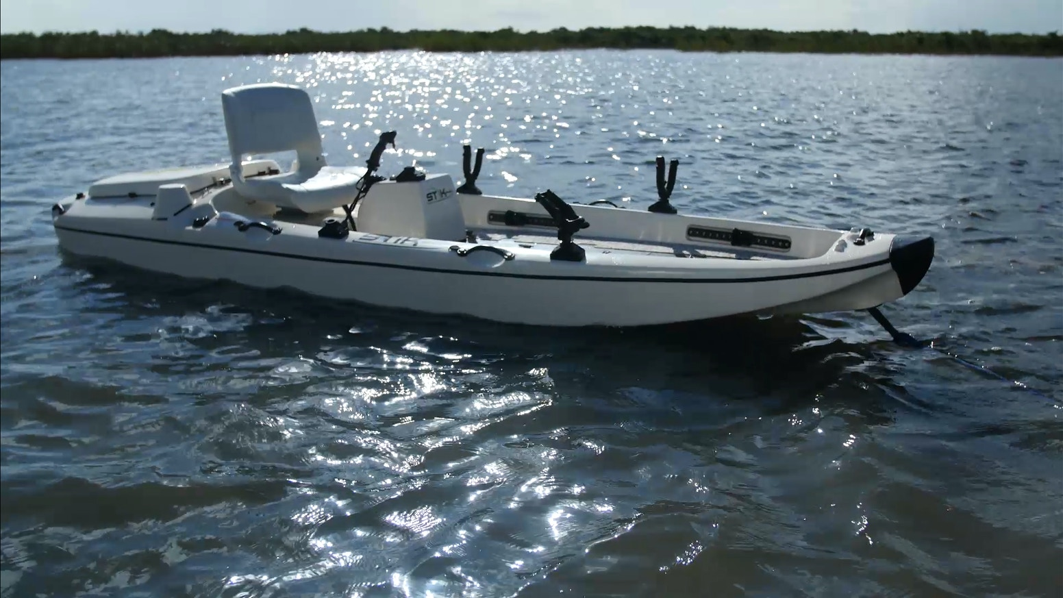 Stik Boat | The One & Only Personal Fishing Craft by Chris Petri