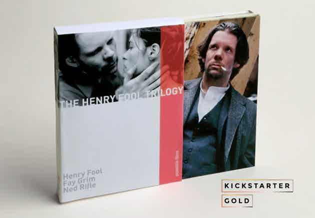 Hal Hartley's Henry Fool Trilogy Set