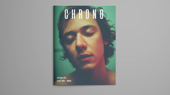 CHRONO by Chrono Collective is going to print.