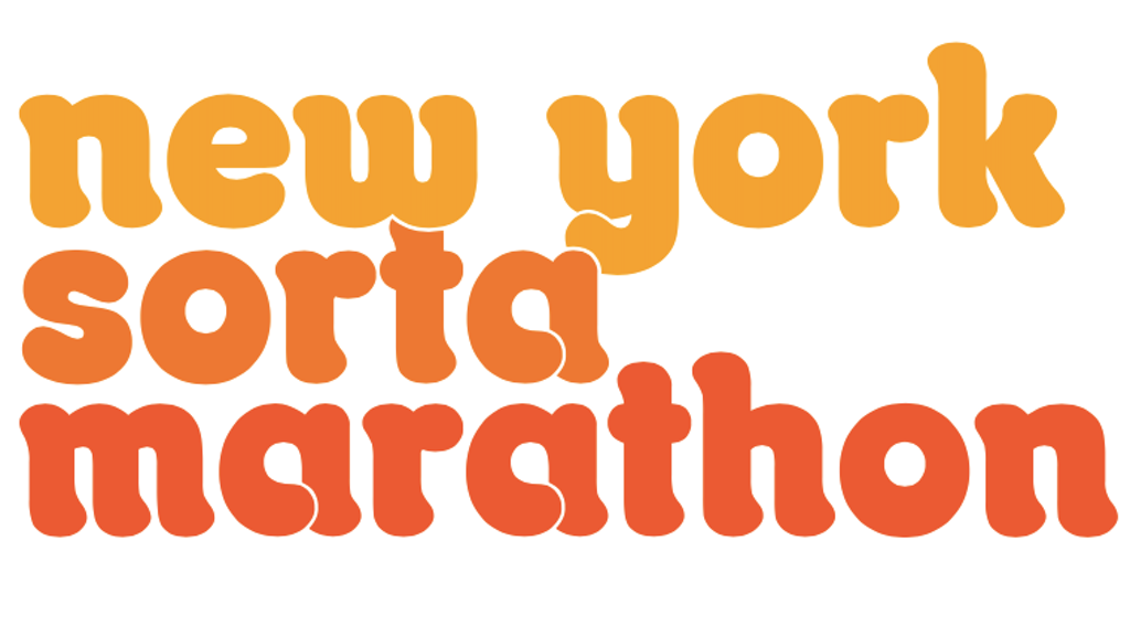 The New York Sorta Marathon project video thumbnail