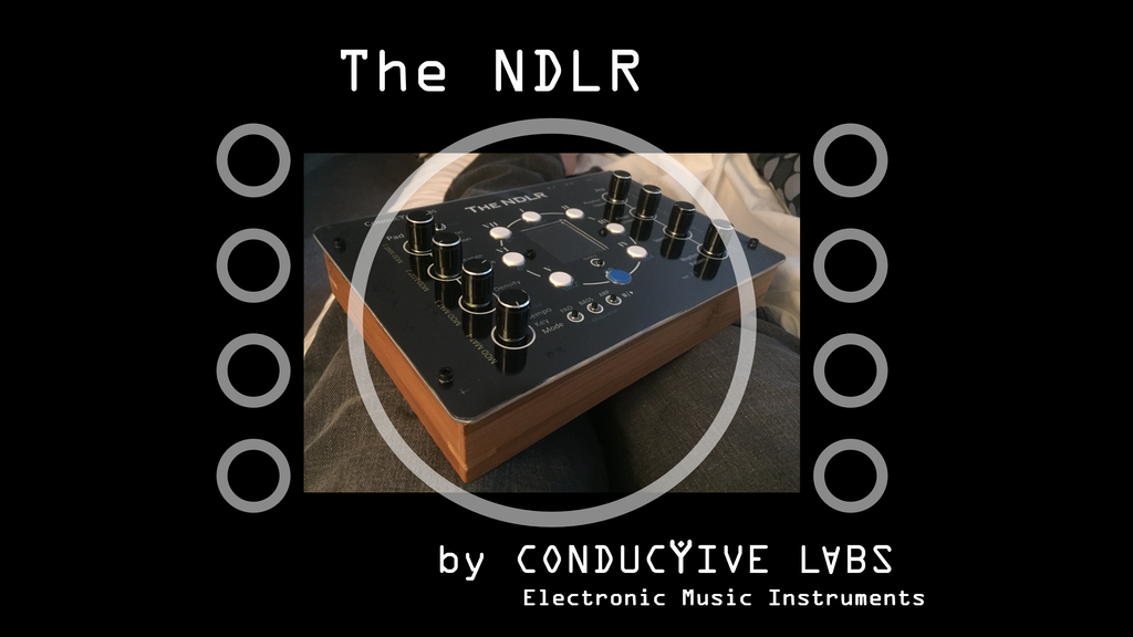 The NDLR Super Arpeggiator, Multi-Part Polyphonic Fun project video thumbnail