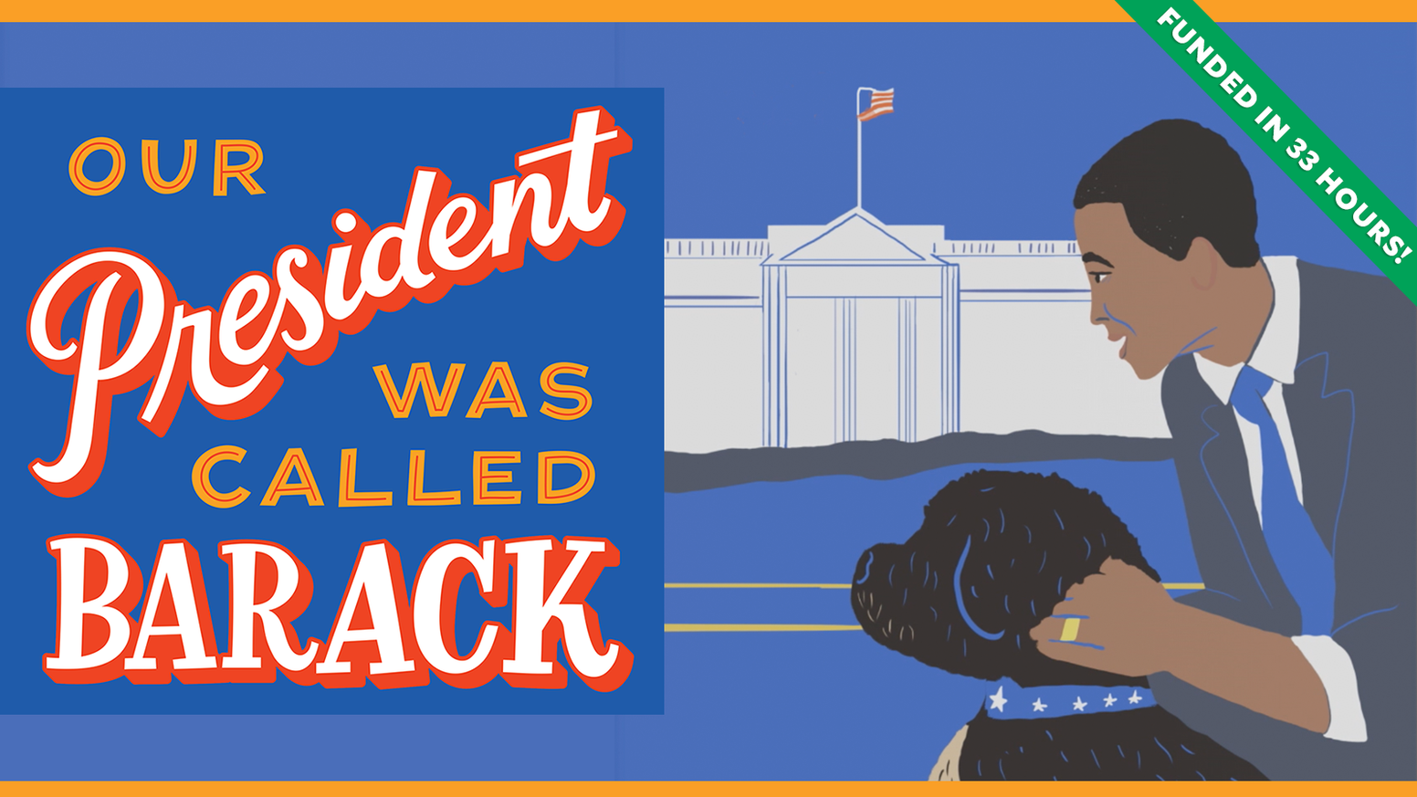 Our President Was Called Barack tells the story of Barack Obama and how kids can follow his example to make change.