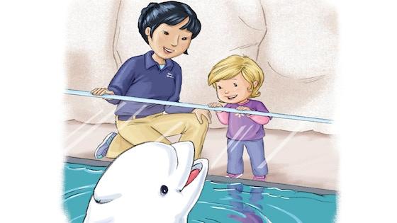 MJ's Adventures in Sign: Aquarium Fun