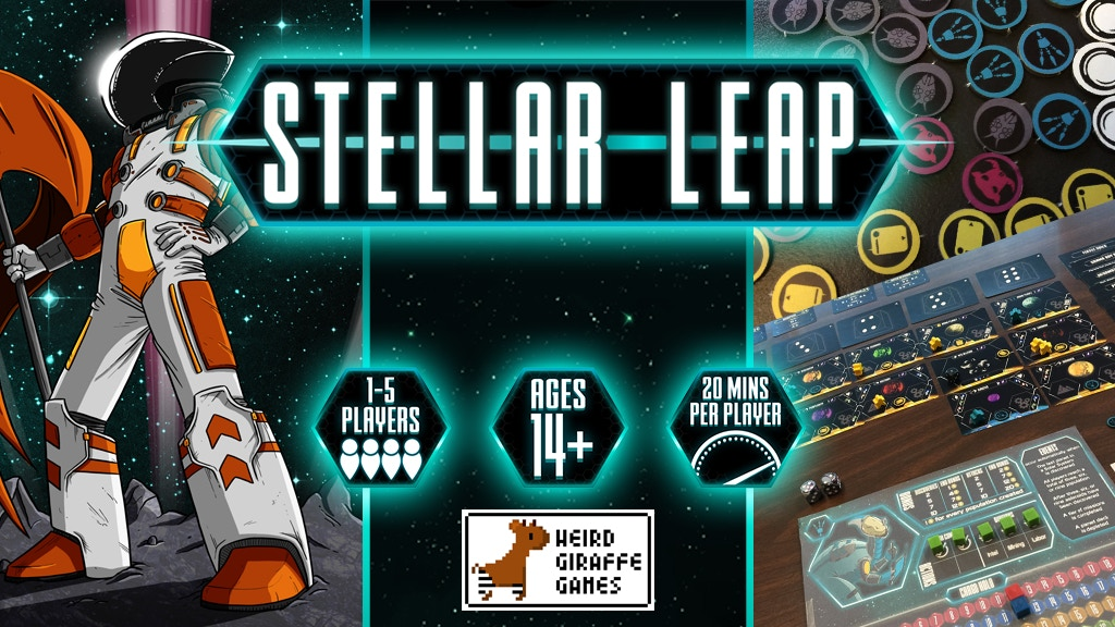 Stellar Leap! project video thumbnail