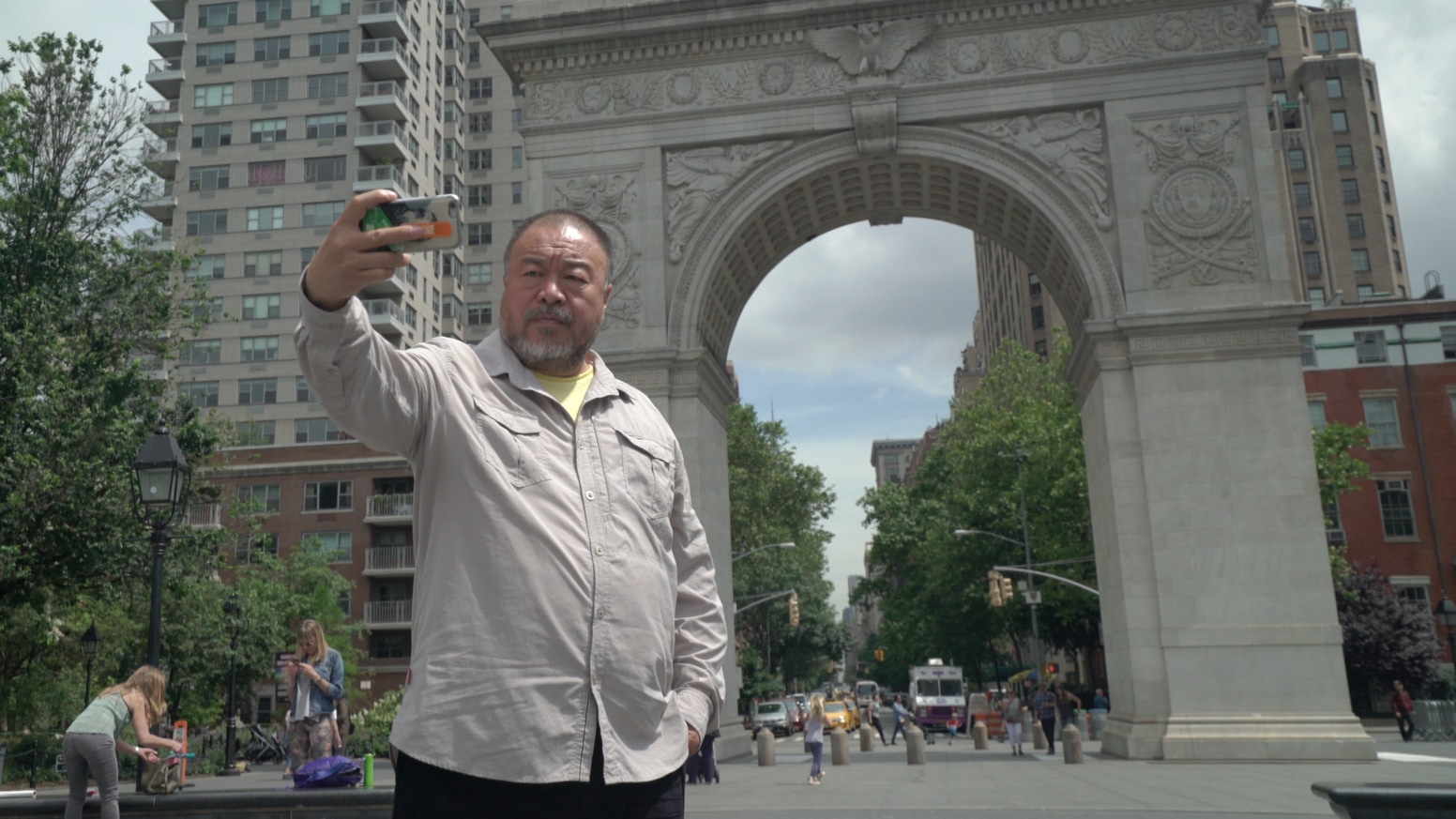 Public Art Fund & Ai Weiwei collaborate on a powerful new exhibition addressing human rights issues at 300 + outdoor sites in NYC