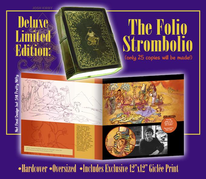 Folio Strombolio - $250 and worth every shilling.